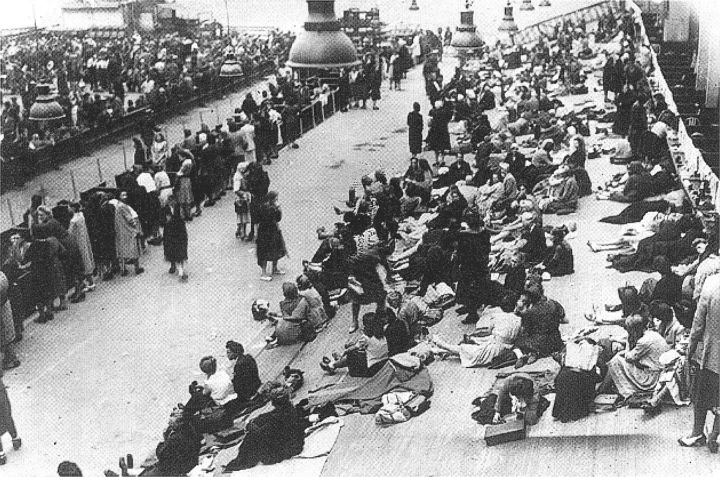 Le Vel d'Hiv en 1942