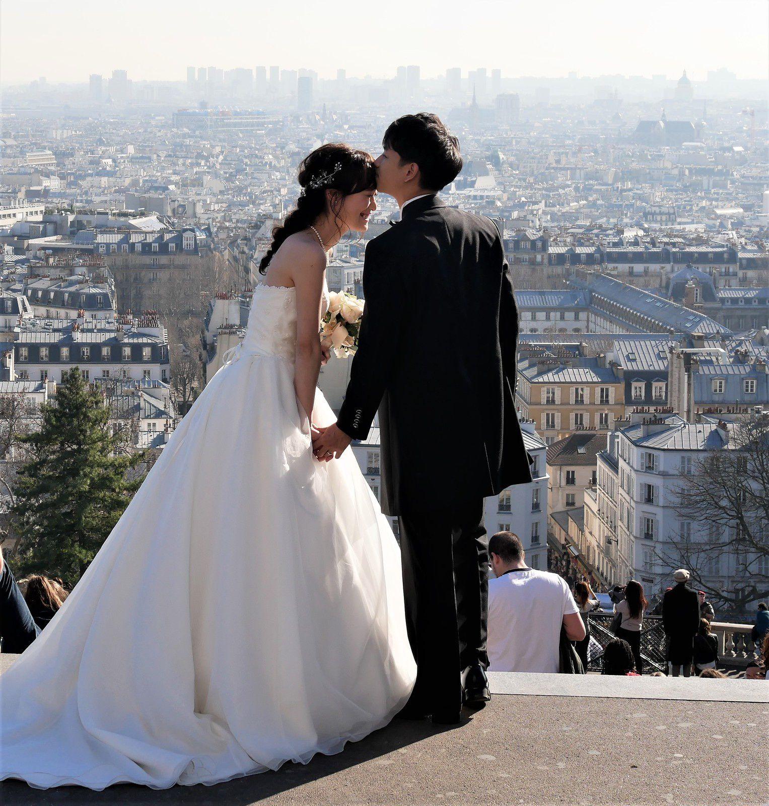 Février 2019 à Montmartre. Photos au jour le jour.