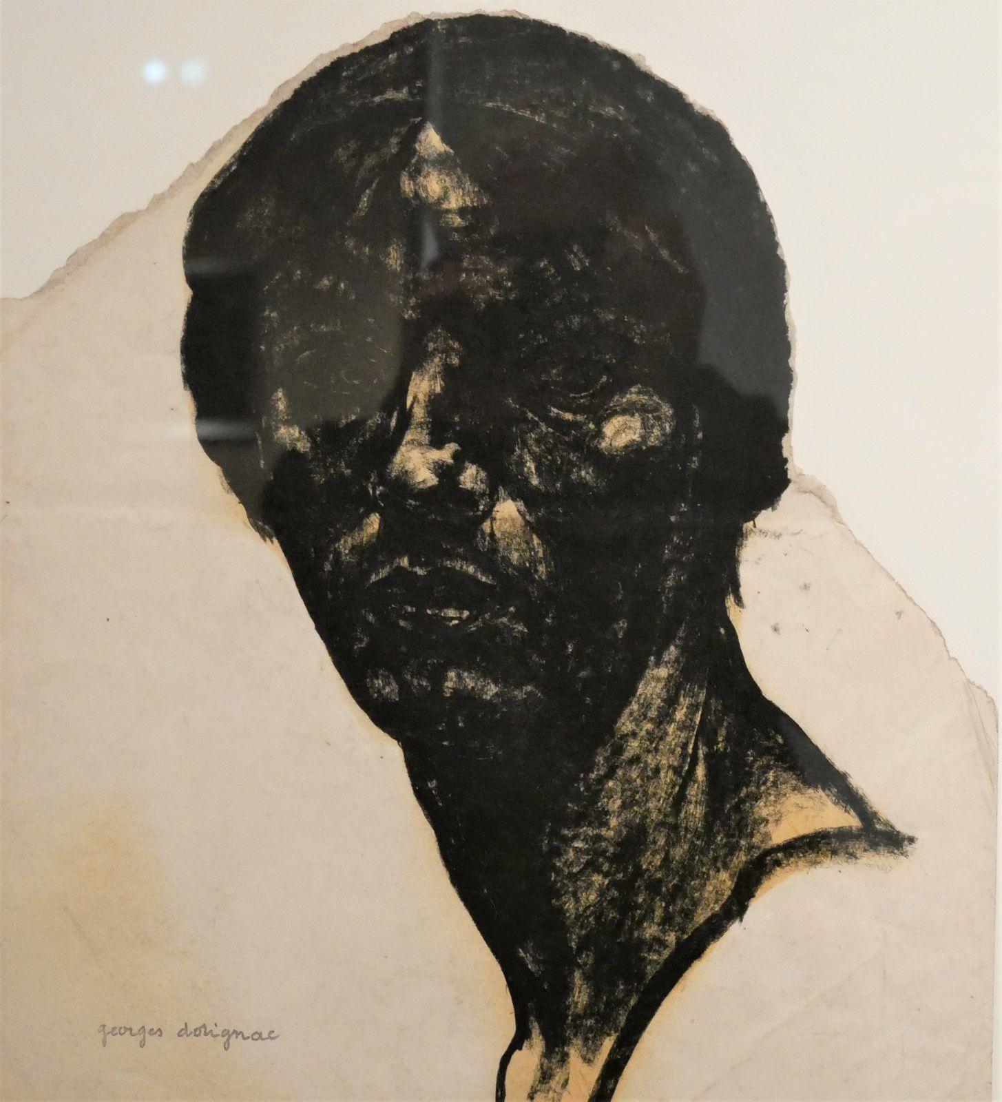 Georges Dorignac. Musée de Montmartre. Exposition. Mars-septembre 2019.