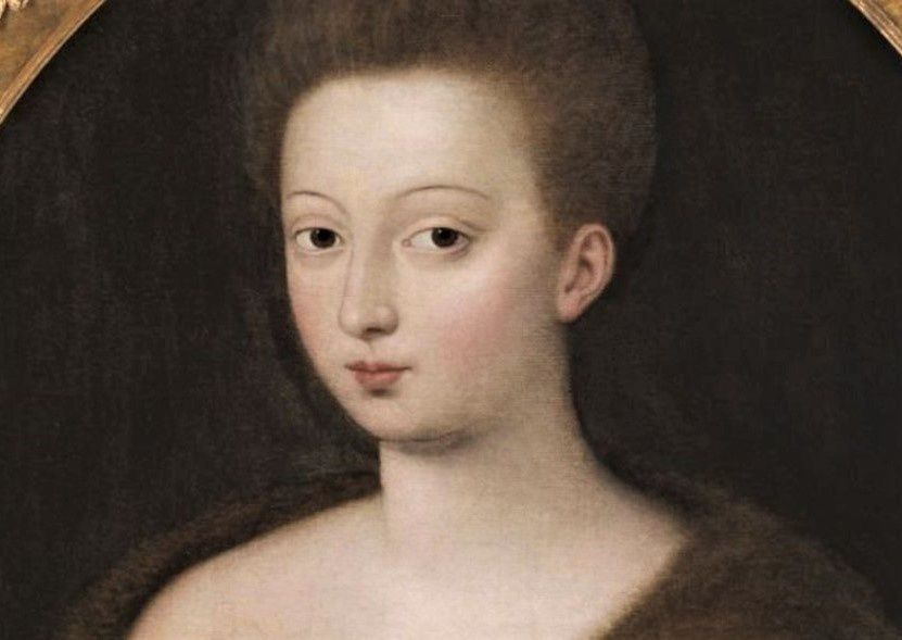 Gabrielle d'Estrées à Montmartre. Légende et réalité.