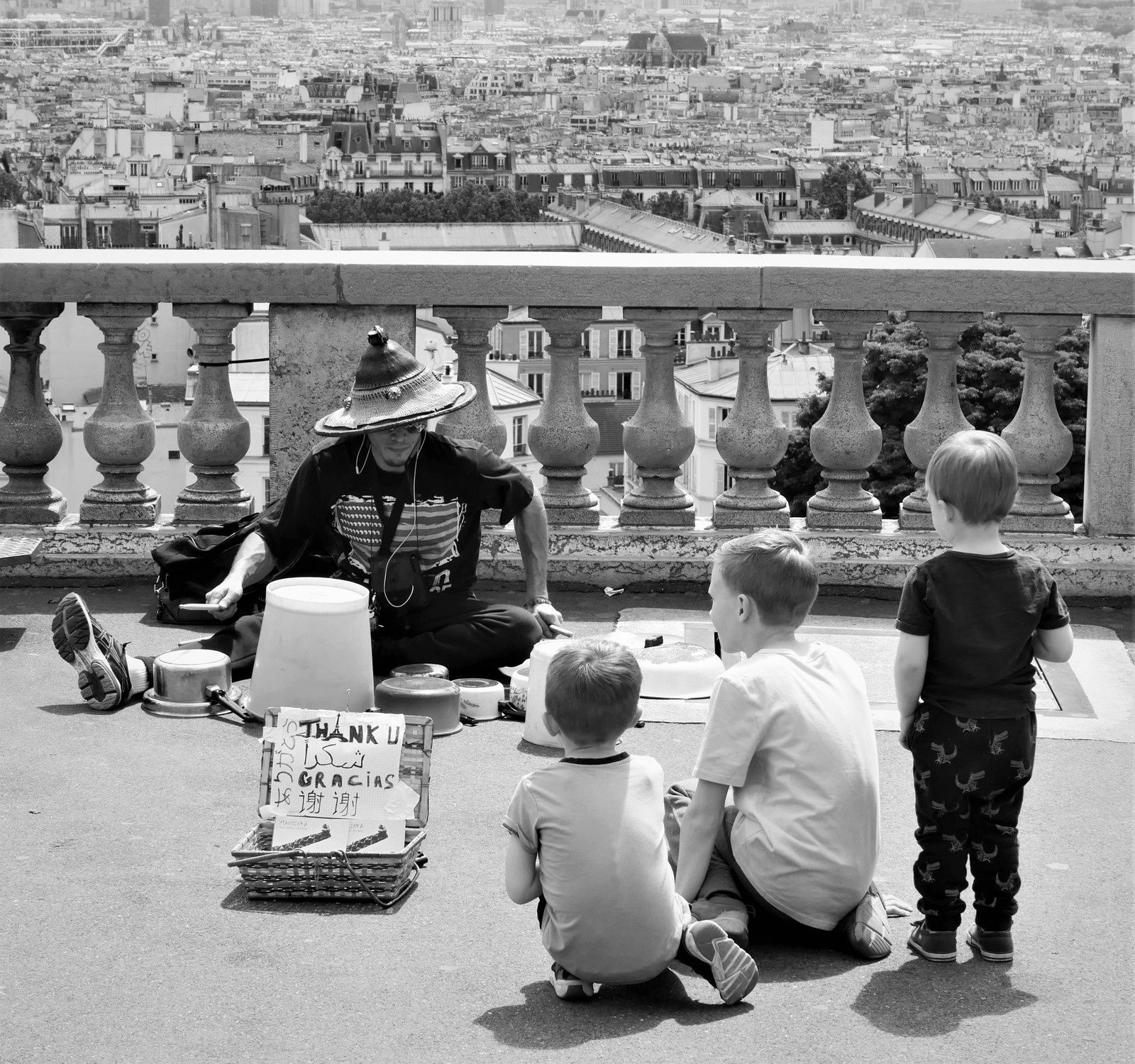 Montmartre. Photos de mai-juin 2019