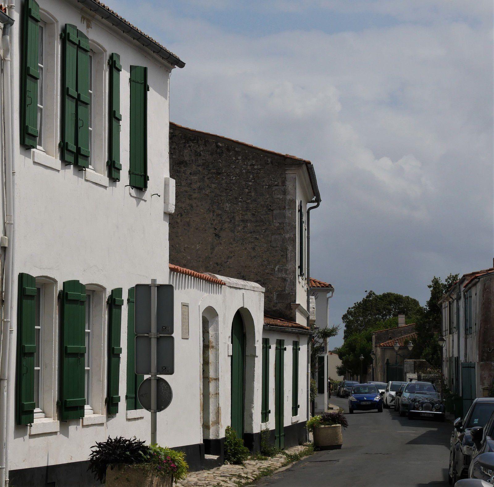 La maison des aïeules. Pierre Loti. Saint-Pierre d'Oléron.