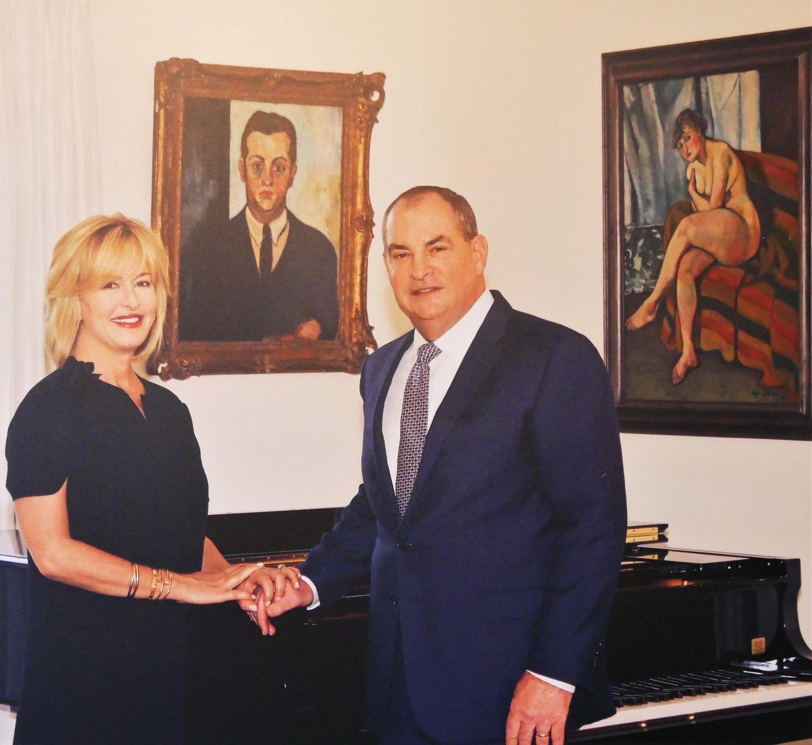Jacqueline E. Michel et David E. Weisman