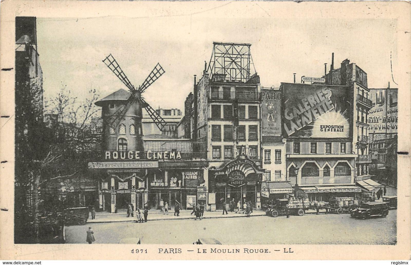 Polaire. Emilie Bouchaud. Son passage à Montmartre...
