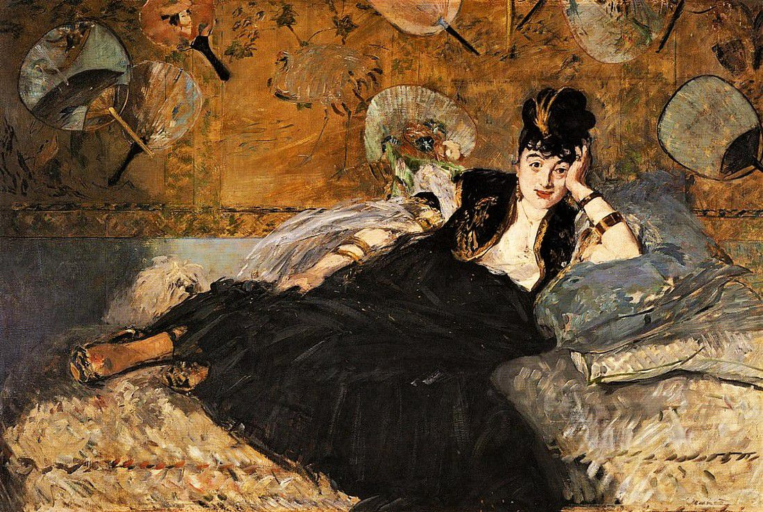 Nina de Callias (Manet)