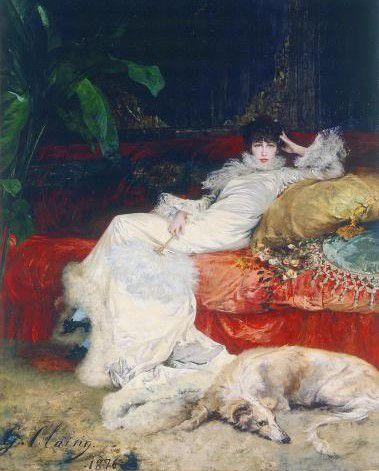 Sarah Bernhardt (Clairin)
