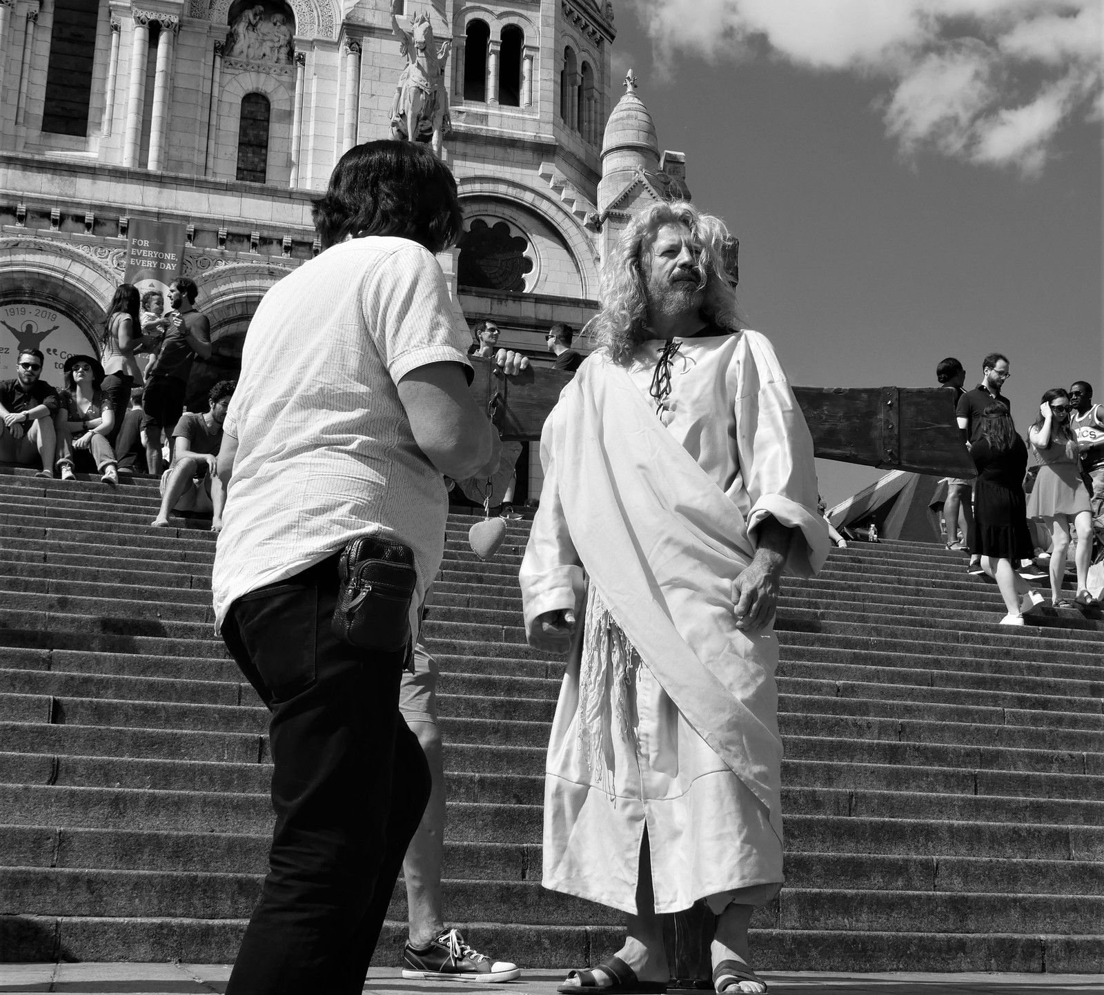 Photos de juin 2020. Montmartre. Album.