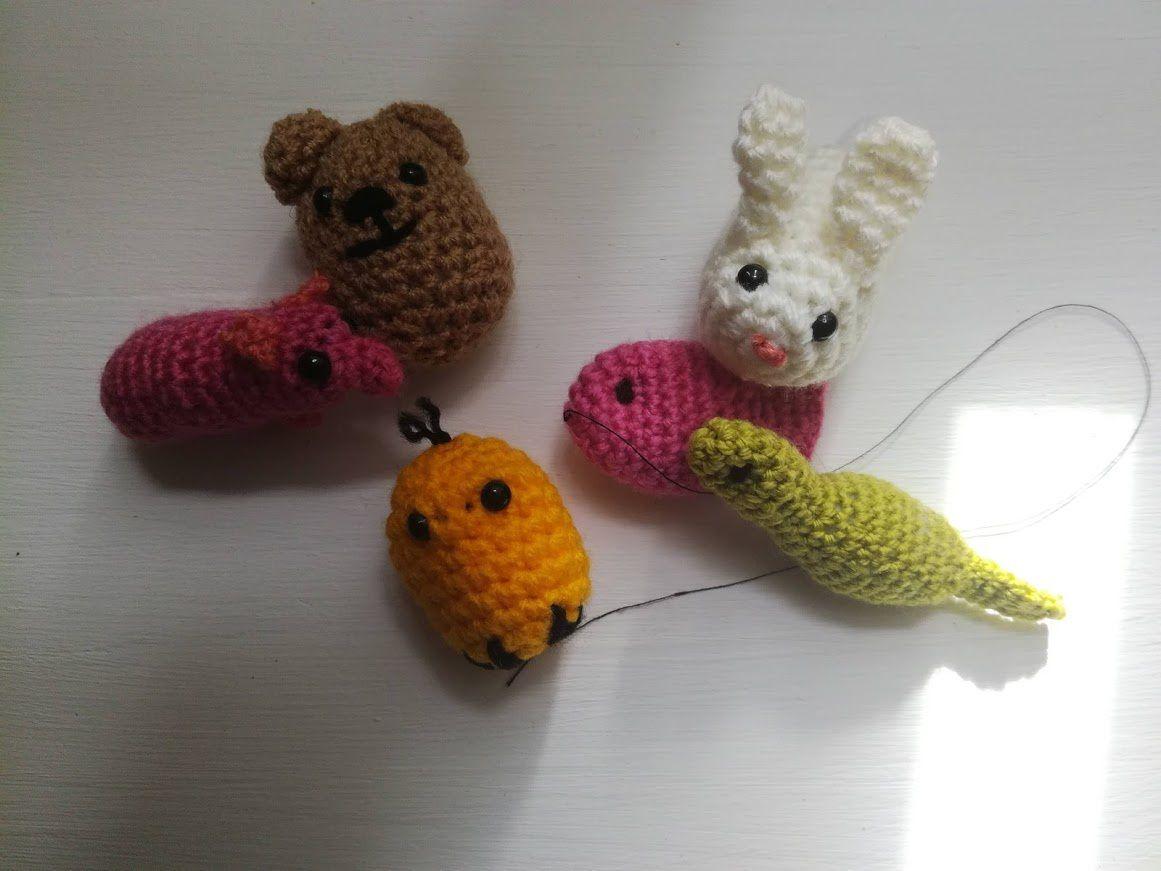 serial crocheteuses & more n°477 : décos de pâques