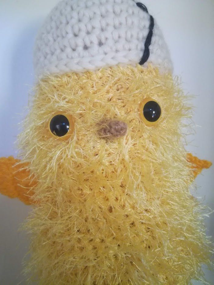the serial crocheteuses & more n° 478 : oiseau