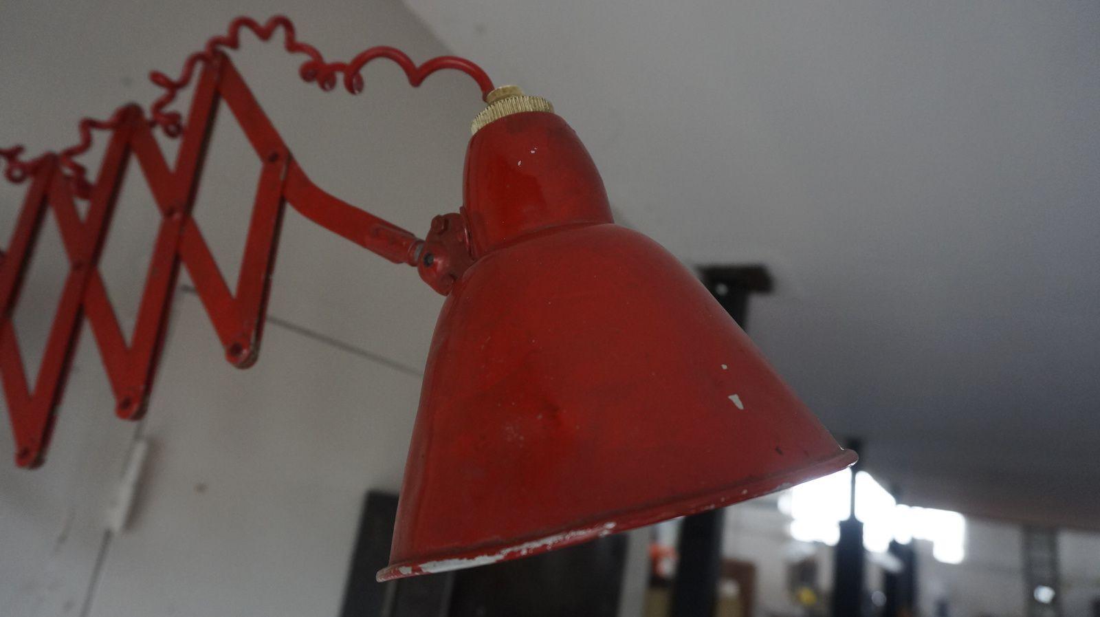 LAMPE ACCORDEON