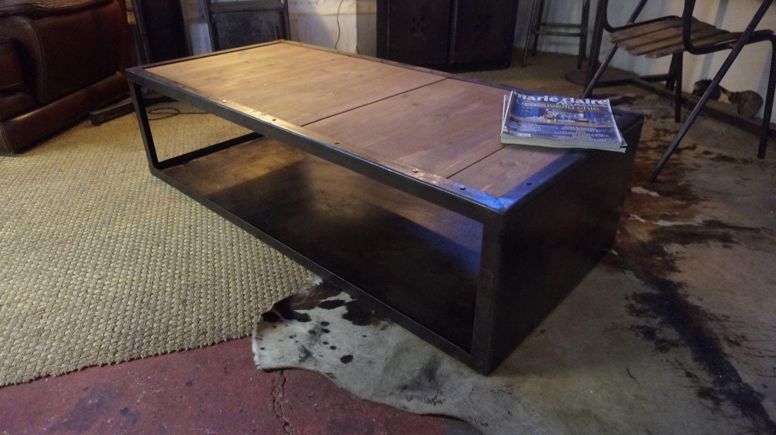 TABLE BASSE (VENDUE)