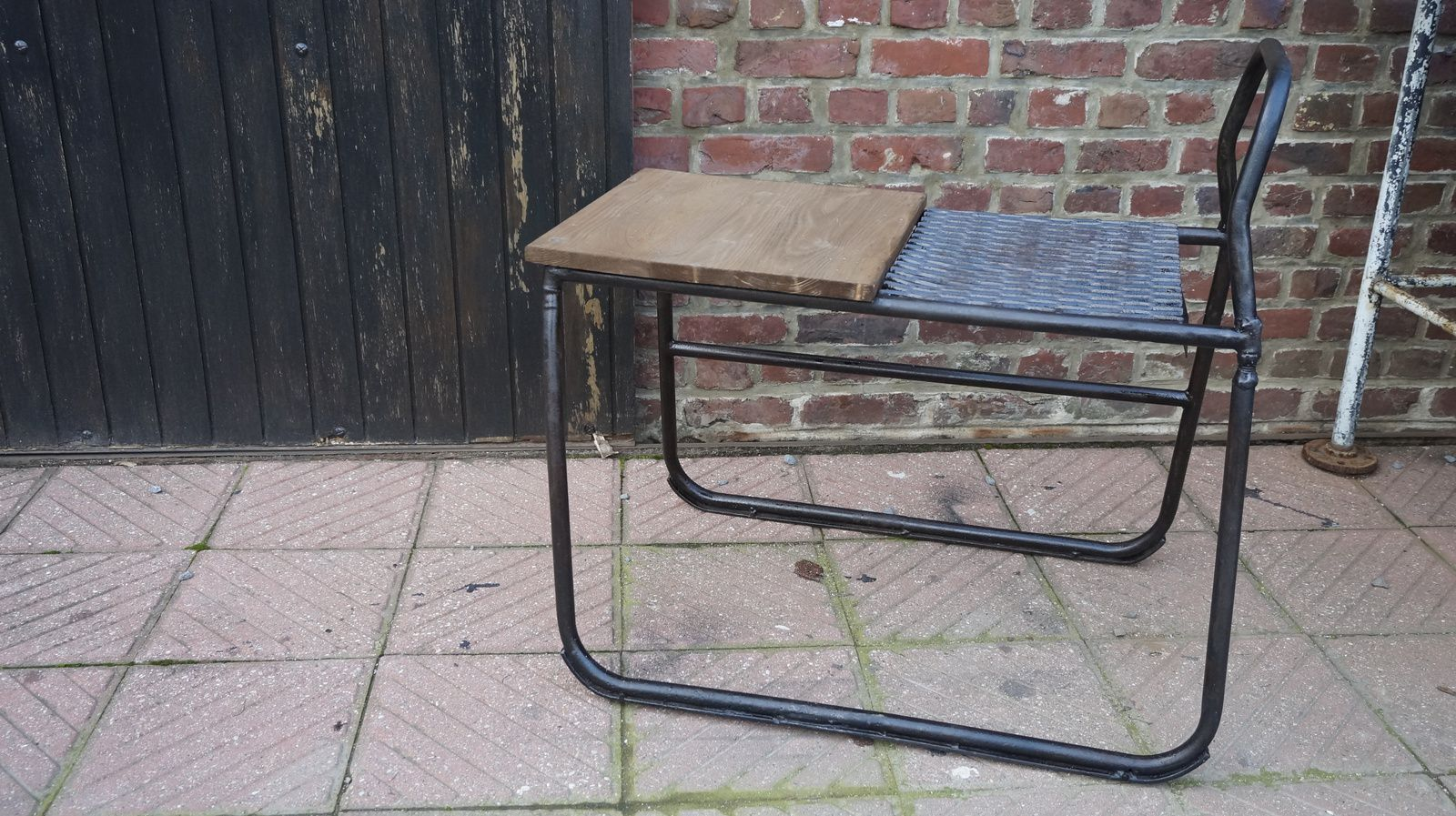 CONSOLE TABLE BASSE