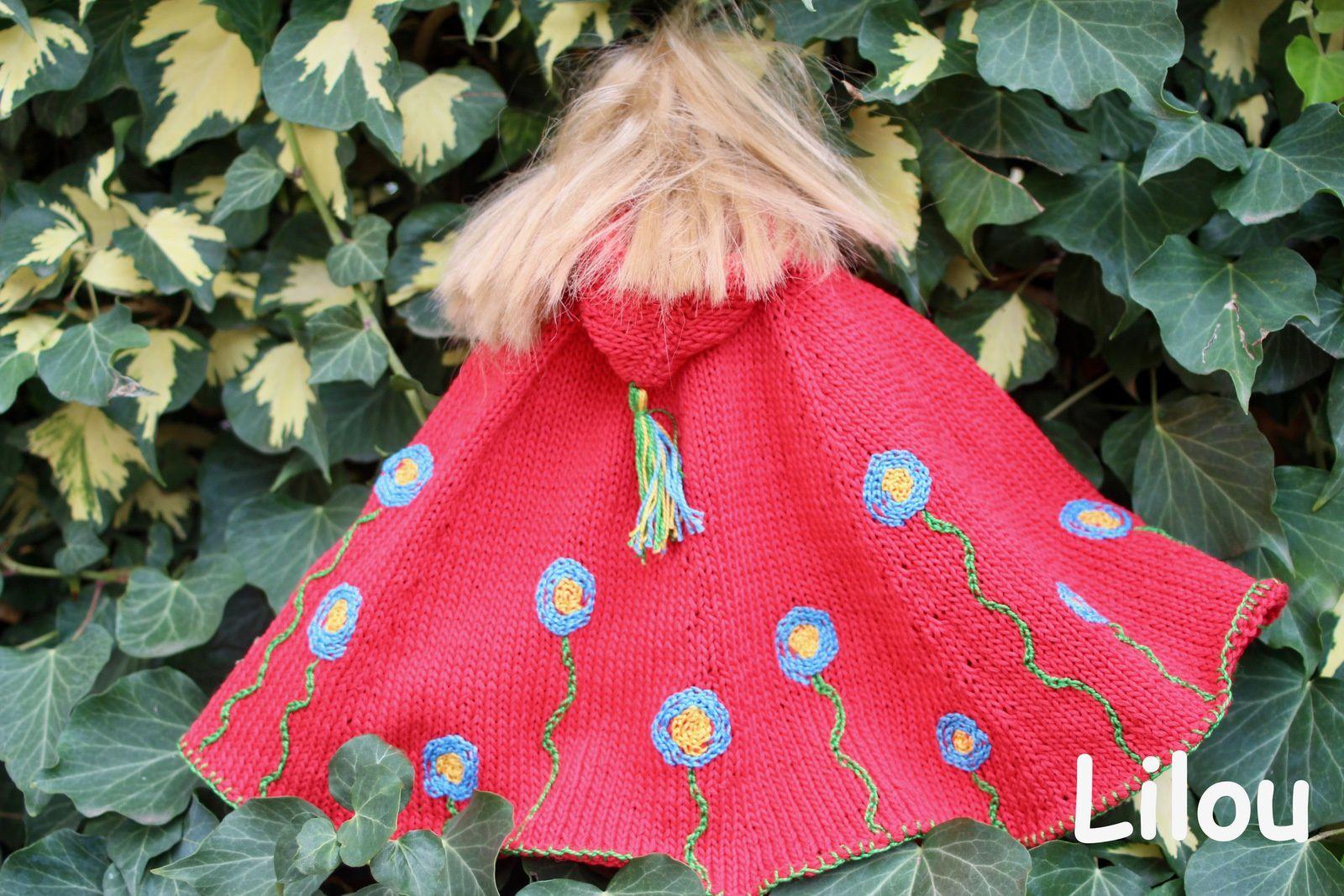 Cape et robe pour Barbie DIY modele tuto gratuit