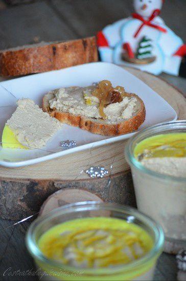 Faux foie gras végétal