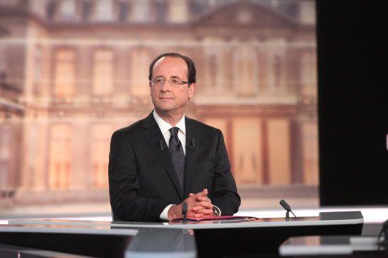 François Hollande devrait s'exprimer sur TF1 à l'issue des municipales