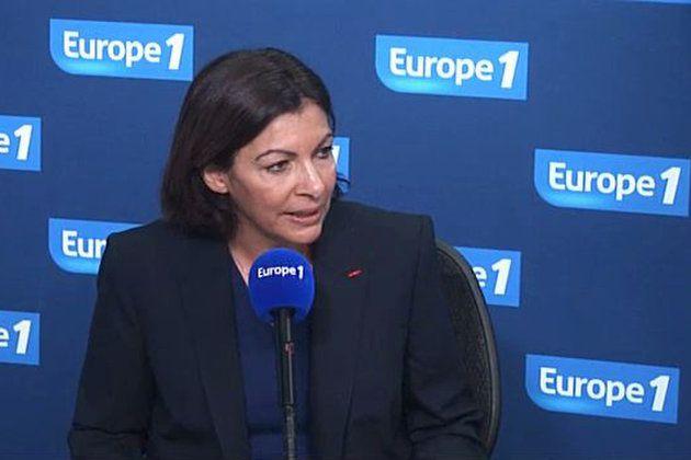 Anne Hidalgo invitée exceptionnelle d'Europe 1 lundi