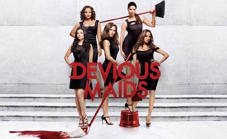 La série inédite « Devious Maids » arrive le samedi 21 juin sur M6