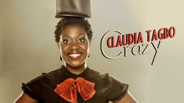 Le spectacle « Claudia Tagbo dans Crazy » le vendredi 27 juin sur NT1