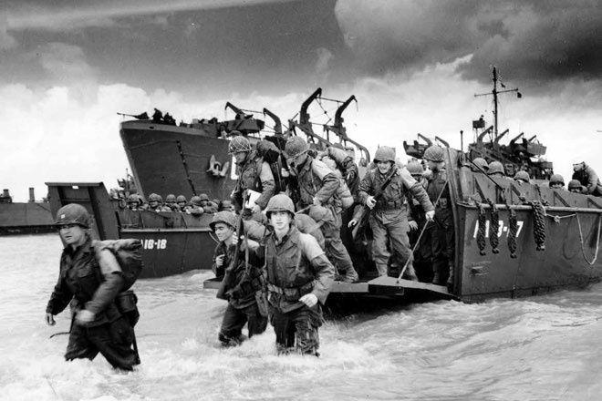 70e anniversaire du débarquement en Normandie à suivre en direct à la télévision