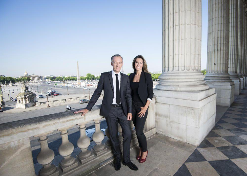 Défilé du 14 juillet 2014 : Le dispositif de TF1