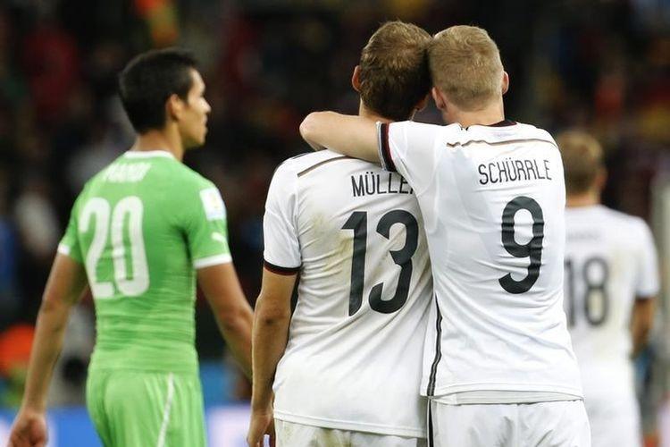 Audiences : 9,4 millions de téléspectateurs pour Allemagne/Algérie sur TF1