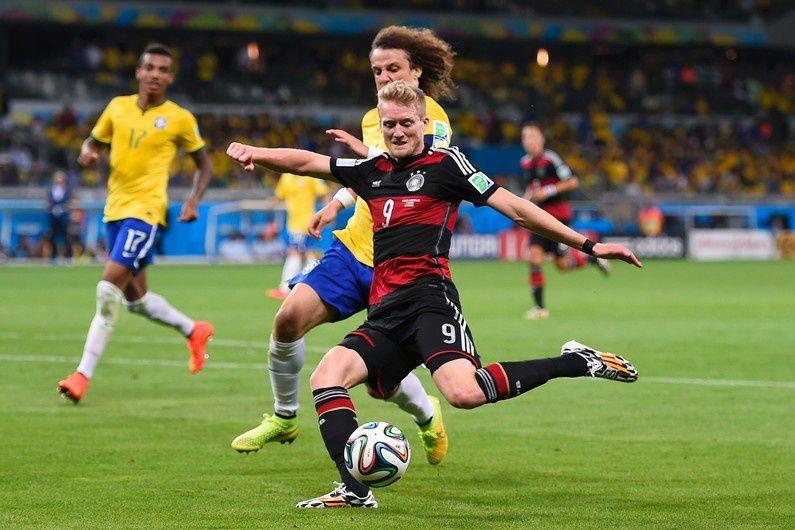 Record de tweets pour le match Brésil/Allemagne