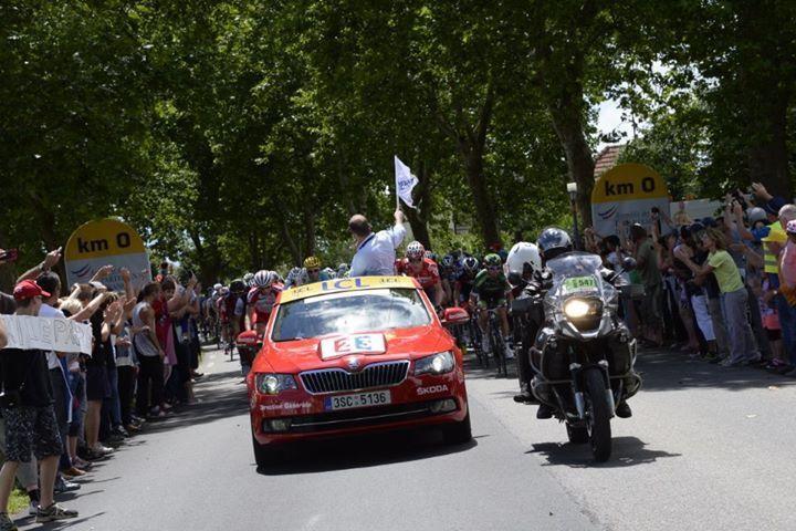 Audiences des deux premières semaines du Tour De France 2014