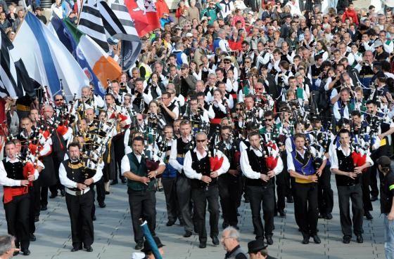 Festival Interceltique de Lorient le dimanche 03 Août sur France 3