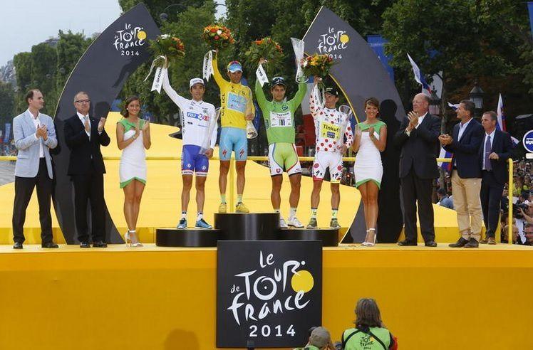 Audiences : Bilan du 101e Tour de France sur France Télévisions