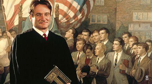 Audiences : Succès pour l'hommage à Robin Williams sur HD1