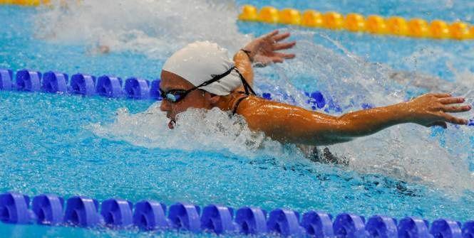 Championnats d'Europe 2014 de natation : Le dispositif de France Télévisions