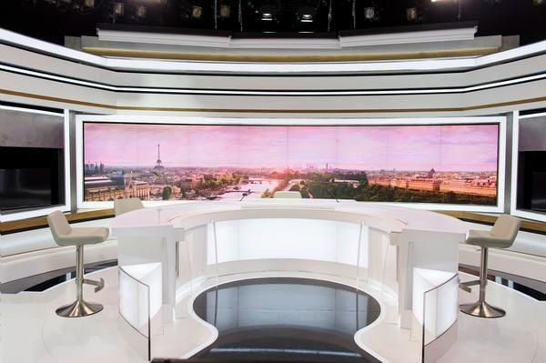 Découvrez le nouveau plateau des JT de France 2