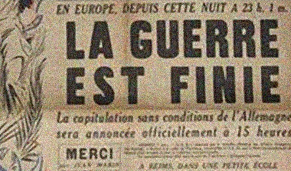 « Capitulations » et « De la libération des camps à nos jours » 2 documentaires inédits prochainement sur TF1