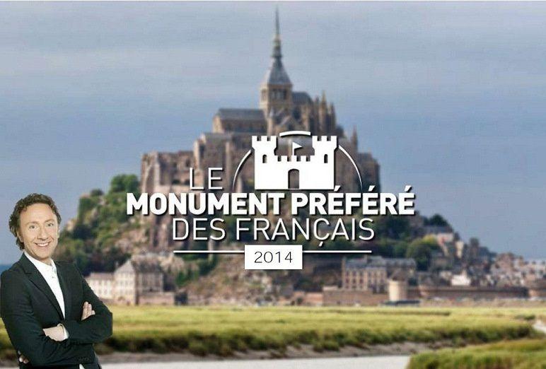 La finale du Monument préféré des Français 2014 ce samedi soir sur France 2