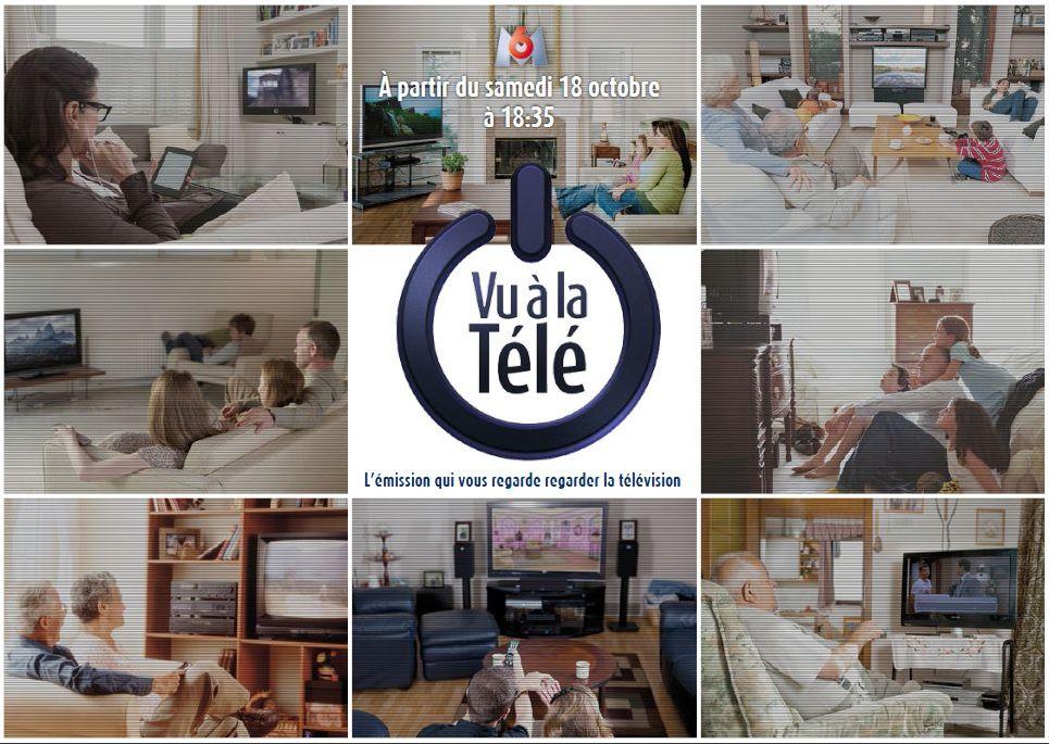 « Vu à la télé » arrive le samedi 18 octobre à 18h35 sur M6