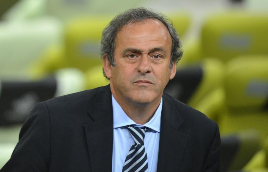 Michel Platini invité du JT de 20 heures de TF1 mercredi