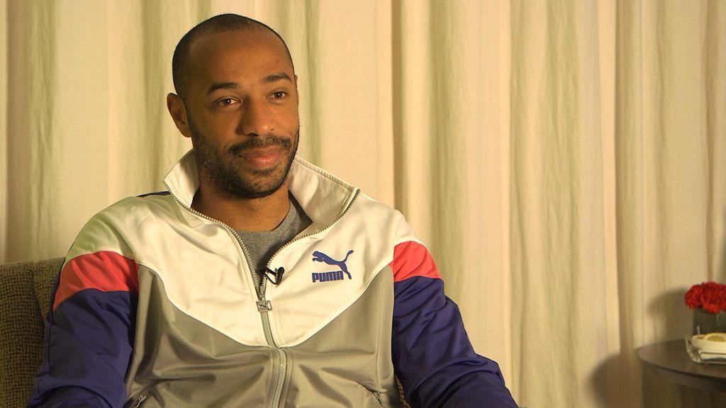 Telefoot : Interview exclusive de Thierry Henry dimanche sur TF1
