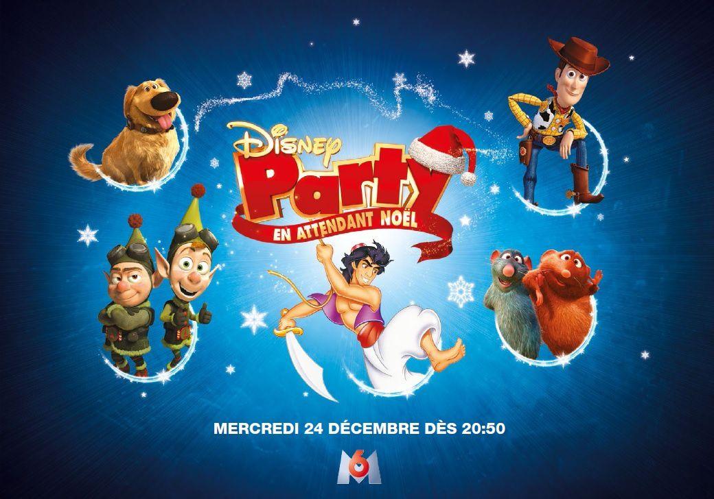 Disney Party : En attendant Noël, ce mercredi soir sur M6