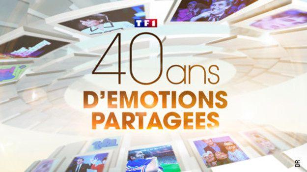 Gilles Bouleau et Christophe Dechavanne vont fêter les 40 ans de TF1 le 06 Février