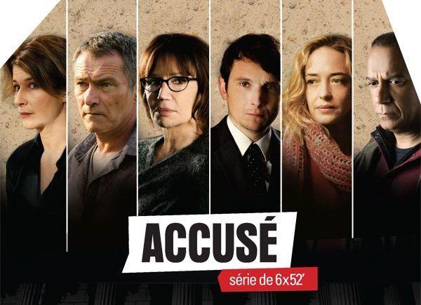 Inédit : La série « Accusé » arrive ce soir à 20h50 sur France 2