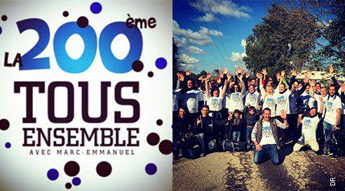La 200e de « Tous Ensemble » le samedi 04 Avril sur TF1