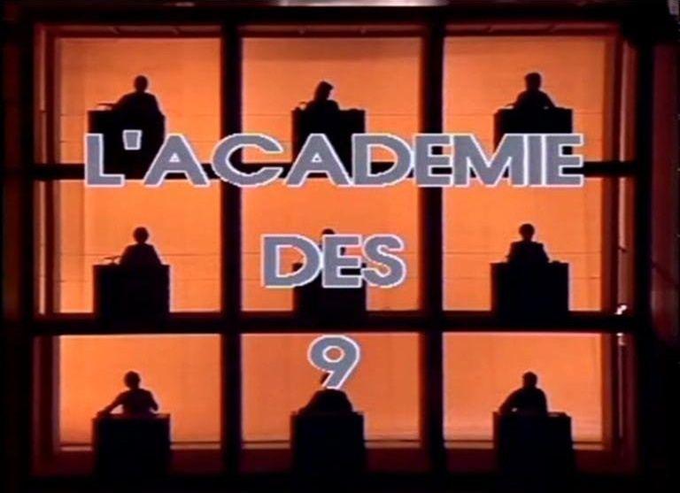 « L'académie des 9 » va faire son retour à la télévision