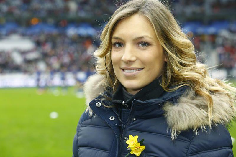 Clémentine Sarlat (Ftv Sport)
