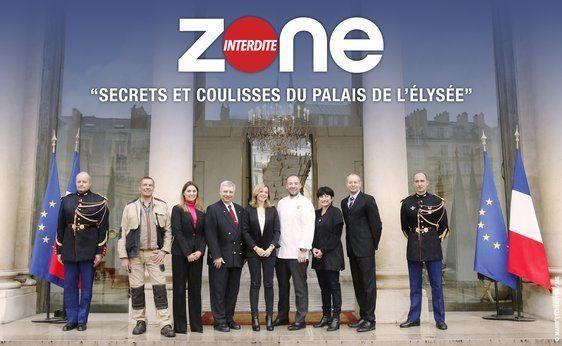 """""""Zone Interdite"""" (M6/Marie ETCHEGOYEN)"""