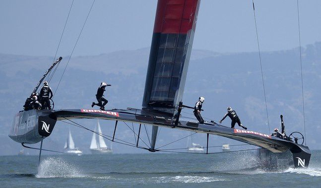 """""""America's Cup"""" (DR)"""