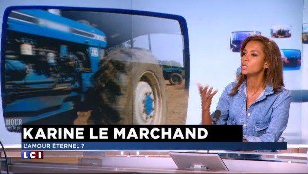 """""""Karine Le Marchand invité de la Médiasphère"""""""