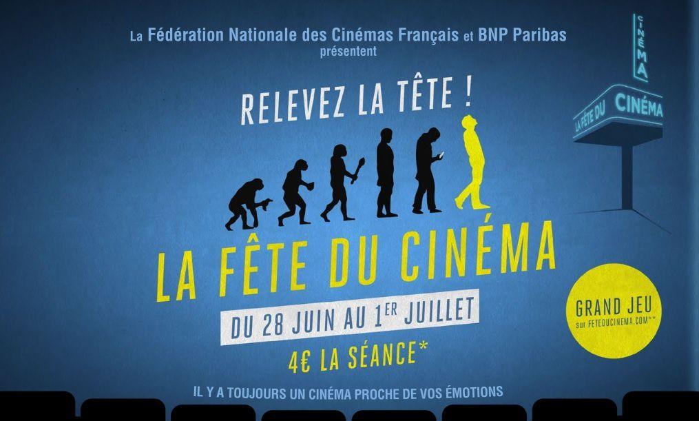 """""""La Fête du Cinéma 2015"""""""