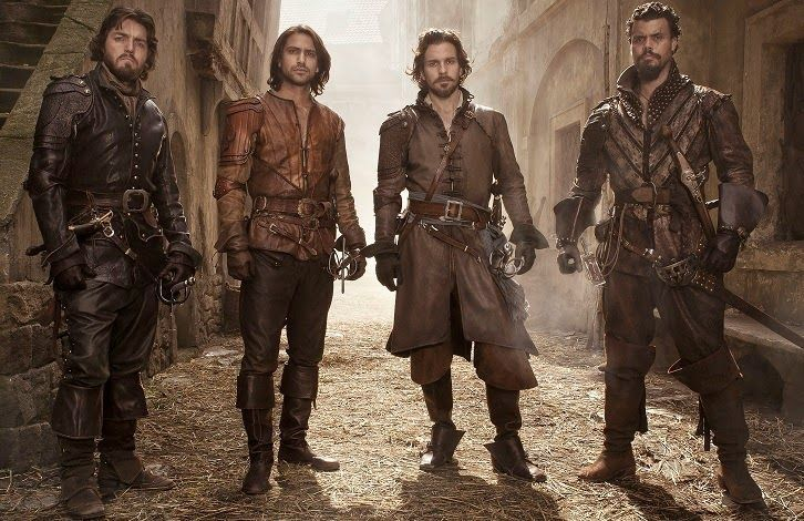 """""""The Musketeers"""" (BBC One)"""