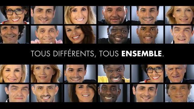 Tous différents, tous ensemble, le clip de sensibilisation de D8 et D17 (Vidéo)