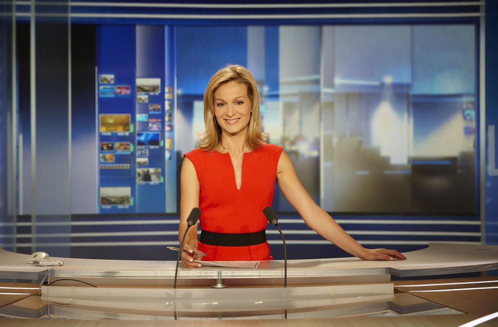 Audrey Crespo-Mara (TF1/ FRANCOIS DARMIGNY)